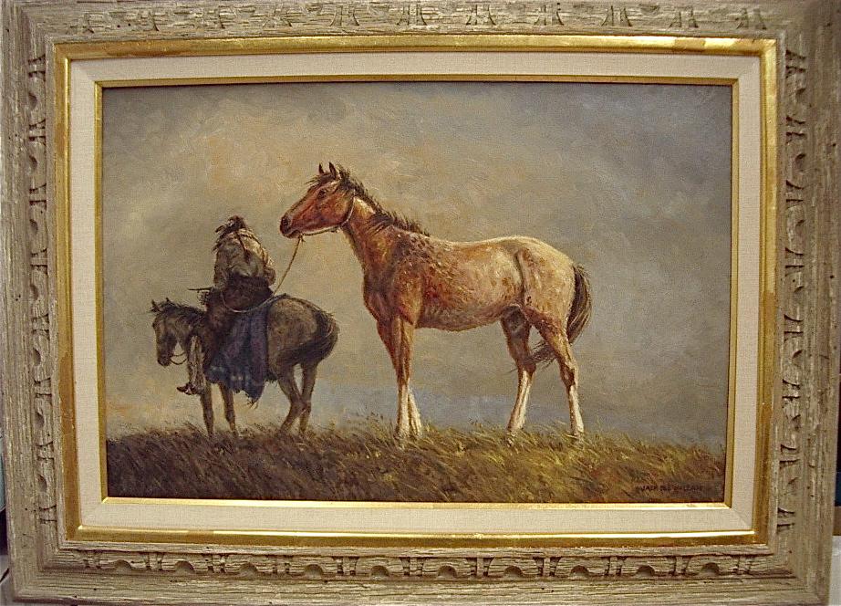 buffalo pony-jlm